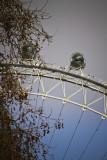 London Eye detail