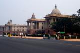Indian Parliament buildings