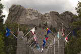 Mount Rushmore, Crazy Horse and Devils Tower