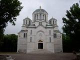 Church of St. George, Topola