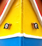 Who said boats don't have a face?