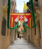Vittoriosa (Birgu) celebrates