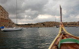 Sea shortcut to Valletta
