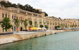 ...in the Valletta Waterfront.