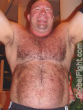 Big Hairychest Body Builders Huge Belly Massive Arms Legs Back Biceps Pumped Flexing