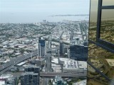 Looking north-east from Eureka Tower