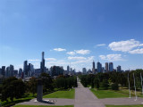 from Shrine of Remembrance