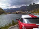 Vevey to St Bernardo Pass to Megeve and Le Crusaz Aug. 23-27, 2012