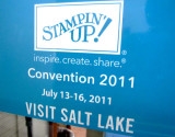 Stampin' Up! Conventions 2011.  2010, 2004, 2003 & Reno Regional 2004