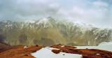 Mt. Kazbegi, Georgia.