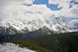 Siguniang, Sichuan Province, China.