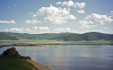Khovsgol lake, Mongolia.
