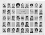 Range Line Kindergarten with Miss Greco 1965-66