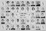 Mrs. Stehling's 1st Grade Class 1966-67 at St. James