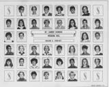 St.James 3rd Grade Class   1968-69