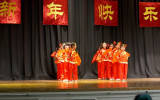 2012-01-22 Chinese School New Year's Party 中文学校新年晚会