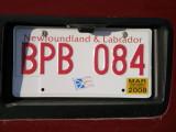 Newfoundland License