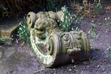 fallen ornament