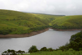 Meldon Reservoir and Black Tor in the distance, I think and hope.