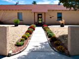 Bldg. 98 with new landscaping