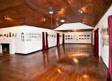Bldg. 98 Ballroom with new ceiling  #3