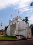Memorial Arch, Kanchanaburi