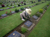 Meticulous maintenance,  Kanchanaburi War Cemetery