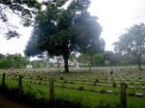 View, Kanchanaburi War Cemetery