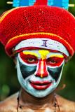 Portrait Of Papua New Guinea