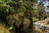 上禾坑 小河流