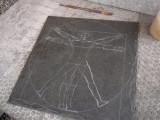 tekening Vitruvius