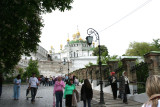 More views from the Lower Lavra.