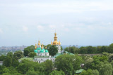 Pechersk Lower Lavra Monastery (site of many caves). Lavra means caves in Ukrainian.