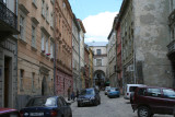 A nice street in Old Town.