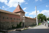 Bernardine Monastery - in 1970s, the wall, which was hidden under a layer of soil, was uncovered.