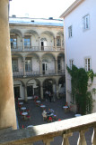 Another view of the Italian Courtyard.