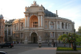 Opera & Ballet Theater (built by Felner & Gelmer (1884-1887)). It was closed when I was there.