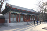 Beside the Hall of Benevolence and Longevity, was this smaller pavilion.