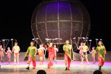 The Beijing Acrobatics Show is a special treat which is not to be missed.