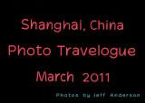 Shanghai, China (March 2011)