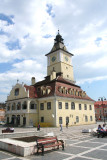 Council Square is the heart of a Baroque Brasov that is quintessentially Germanic.