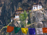 Tigers Nest Prayer Flags