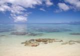 Rarotonga, a favourite holiday destination for us.
