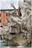 Fontaine des 4 Fleuves-Piazza Navona