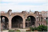 La grande basilique de Maxence et Constantin
