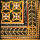 Mosaique - Musée du Palatin
