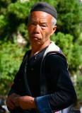 A Black Hmong. Sapa.