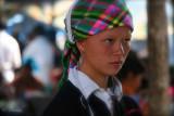 Black Hmong. Bac Ha Market.