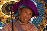 Flower Hmong - Can Cau Market.