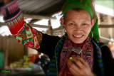 Hmong on a Market close to Yeh Minh.